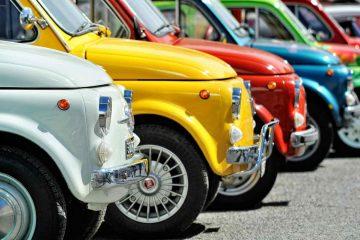 location de voiture en Italie